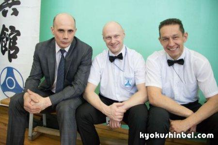 Киокушин - Дружба без границ 2021 в фото!