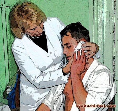 Как помочь при травме головы с потерей сознания?