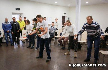 Учебно-тренировочные сборы и учебно-методический судейский семинар по правилам KI, KWU пройдут в Гомеле 18-21 января 2018 года.