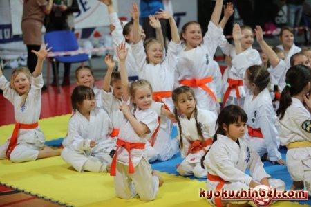 5-е Открытое Первенство Подольск-Додзё среди юношей, девушек, юниоров и юниорок по киокушин-кан карате-до.