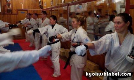 Положение о проведении учебно-тренировочных сборах по киокушин-кан карате-до.