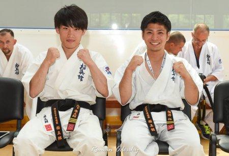 Мастер-классы японских инструкторов для белорусских спортсменов