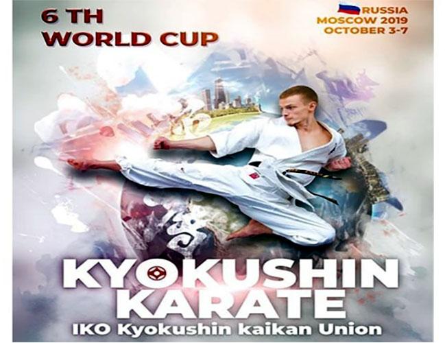На 6-м Кубке Мира по киокушин Беларусь представит Роман Иванов
