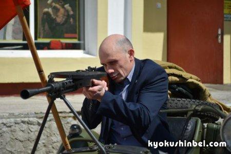В честь Дня Победы!!! Каратисты выявили сильнейших в ката!!