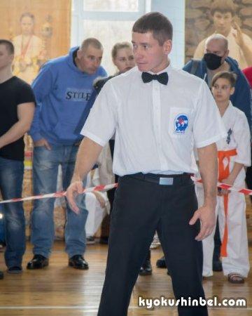 Состоялся очередной Кубок Полесья по киокусин-кан