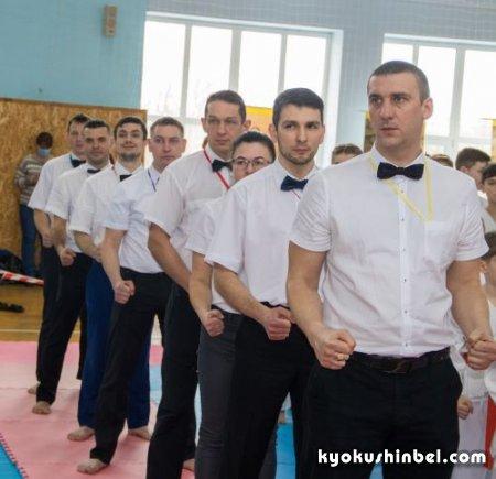 Организация состязаний, правила судейства, терминология в киокусин-кан карате-до